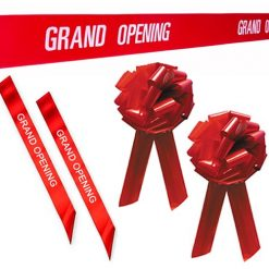 Grand Opening Ribbons