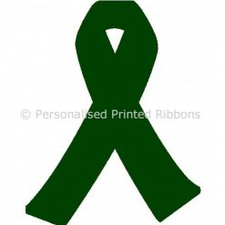 Green Ready to Wear Charity Awareness Ribbons