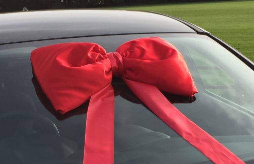 CHEAP RED CAR BOWS UK