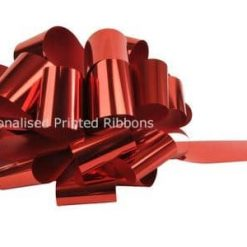 Big Red Pull Bow