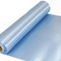 Baby Blue Extra Wide Satin Ceremonial Ribbon
