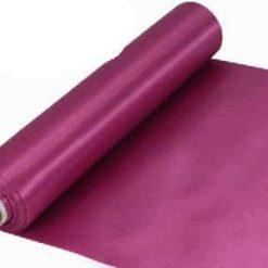 Rose Pink Extra Wide Satin Ceremonial Ribbon