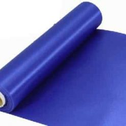 Royal Blue Extra Wide Satin Ceremonial Ribbon