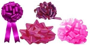 Big Pink Bows