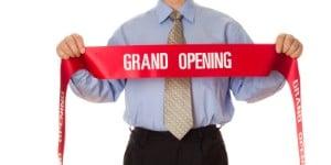 5 metres Grand Opening Riibon