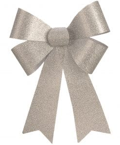 Big Silver Bows