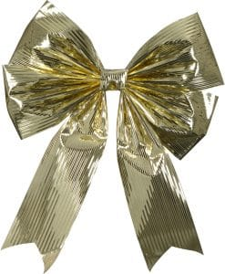 Big Gold Bows