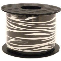 zebra printed ribbons