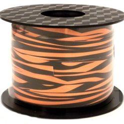 tiger printed ribbons