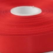 Red 100mm wide Satin Ribbon, 50 metres long