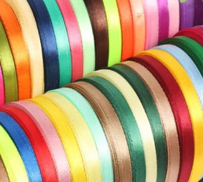 10mm Satin Ribbon