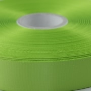 Kiwi Lime Green 100mm wide Satin Ribbon, 5 metres long