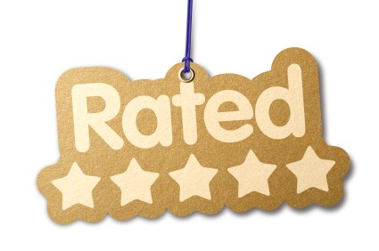 5 Star Rated Ribbon Website in the UK