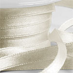 Ribbons Ivory - 6mm (25m roll)