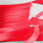 Ribbons Red - 6mm (25m roll)