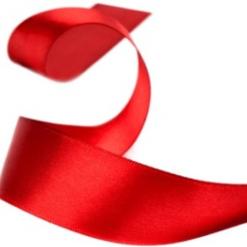 4 inch wide ribbon