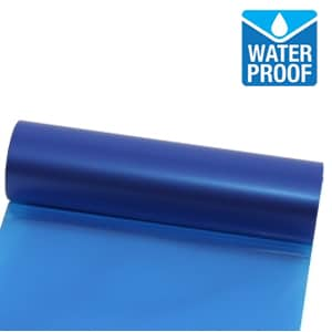 Waterproof Blue Print