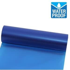 Waterproof Blue Print