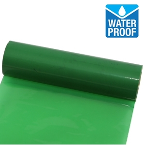 Waterproof Green Print