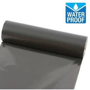 Waterproof Black Print