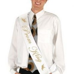 Cheap Prom Queen & Prom King Sashes