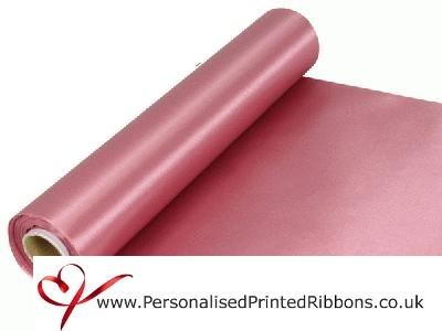 Dusky Pink Satin