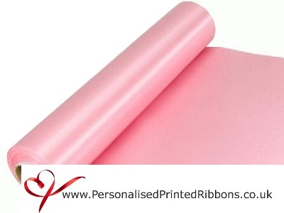 Light Pink Satin