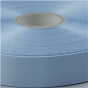 Baby Blue  Single Faced Satin Ribbon 48mm Wide
