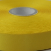 Daffodil Yellow  Single Faced Satin Ribbon 48mm Wide