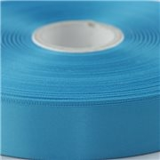 Kingfisher Turquoise Single Faced Satin Ribbon 48mm Wide