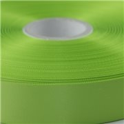 Kiwi Lime Green  Single Faced Satin Ribbon 48mm Wide