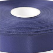 Navy Blue  Single Faced Satin Ribbon 48mm Wide