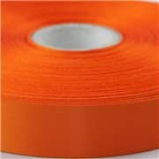 Orange  Single Faced Satin Ribbon 48mm Wide