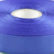 Royal Blue Single Faced Satin Ribbon 48mm Wide