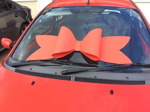 Cheap Bow For A Car