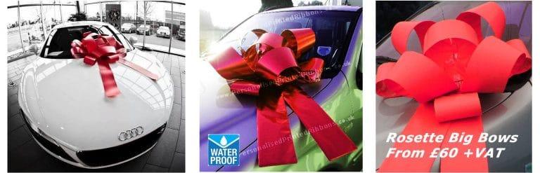 rosette-bow-slider-waterprrof-big-bows-for-car-showrooms