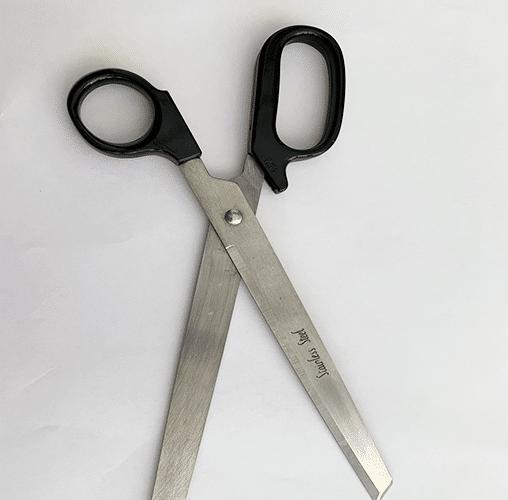 Black Handled Scissors
