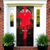 Red Door Bow