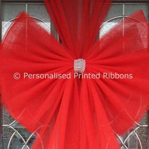 Buy Door Bows For Christmas & Celebrations