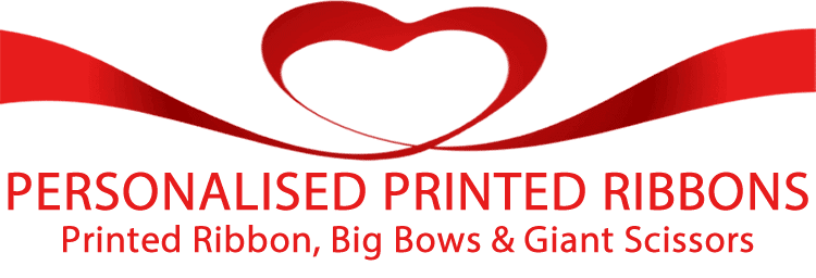 Personalised Printed Ribbons