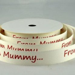 From Mummy Ribbon