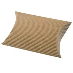 Corrugated Pillow Box