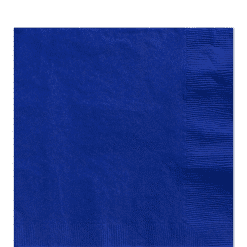Royal Blue Napkins