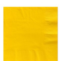 Yellow Napkins