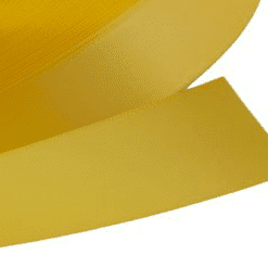 Yellow Satin 48mm Wide Ribbon