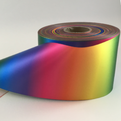 Rainbow Sash Ribbon For Printing