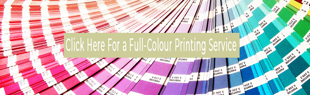 Print The Same Colours As My Logos Pantone Colour Printing Click Here